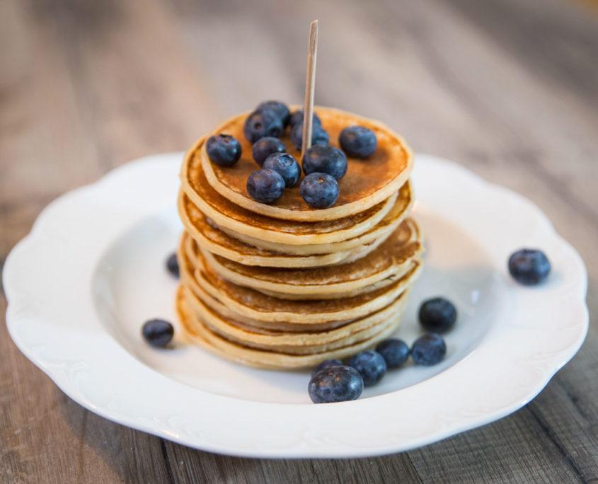 Rezept für ein gesundes Frühstück