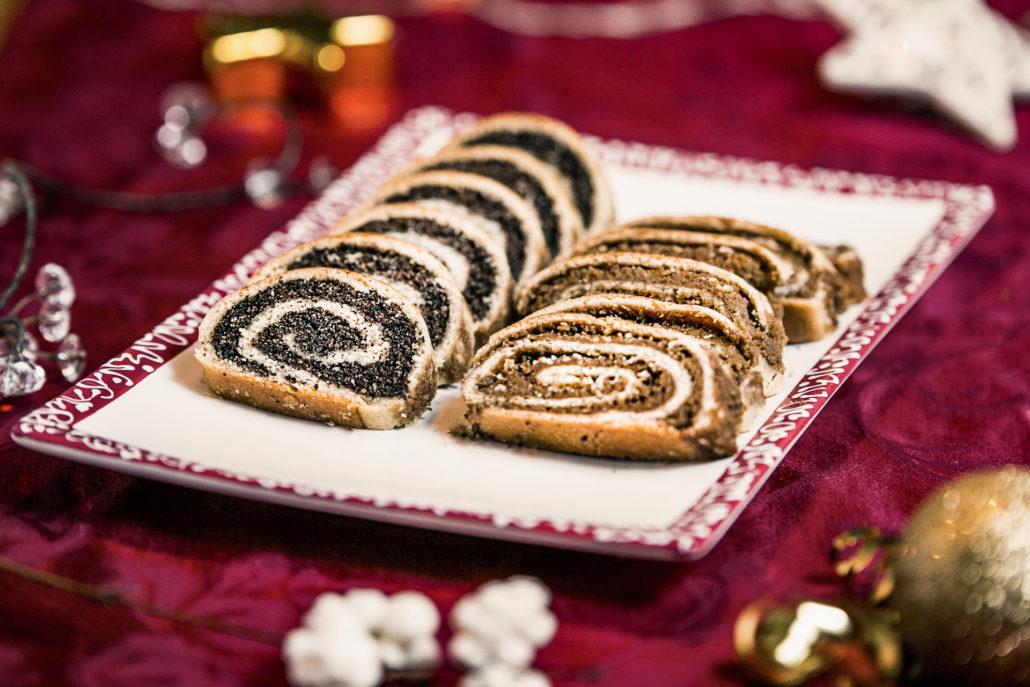Kuchen für Weihnachten