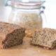 Köstliches Haferflockenbrot glutenfrei und gesund