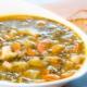 Belugalinsen Suppe vegan, glutenfrei und gesund mit viel Gemüse und Hülsenfrüchten