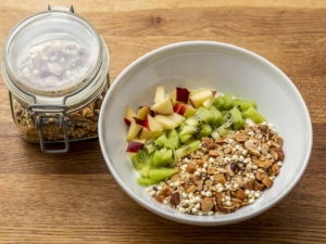 Frühstücks-Granola