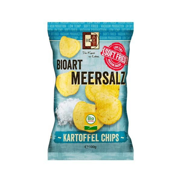 BioArt Kartoffelchip