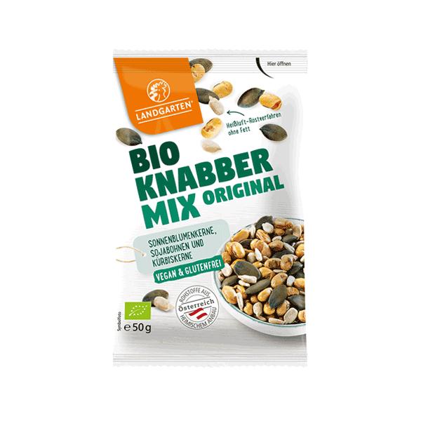 Bio Veganer Knabber Mix