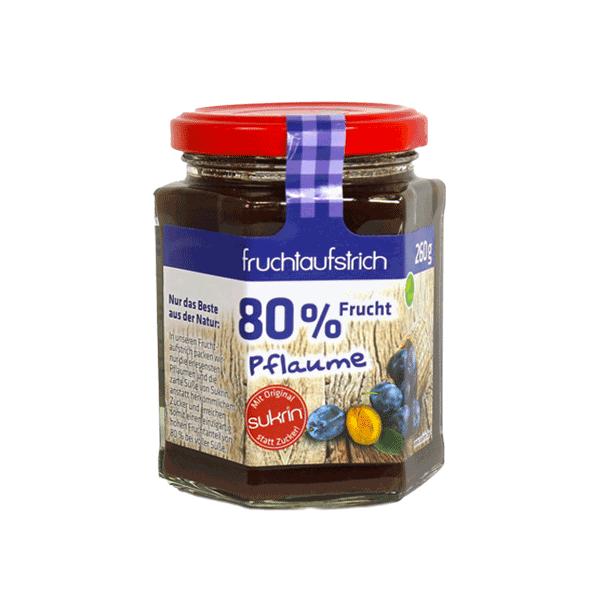Bio Fruchtaufstrich Pflaume