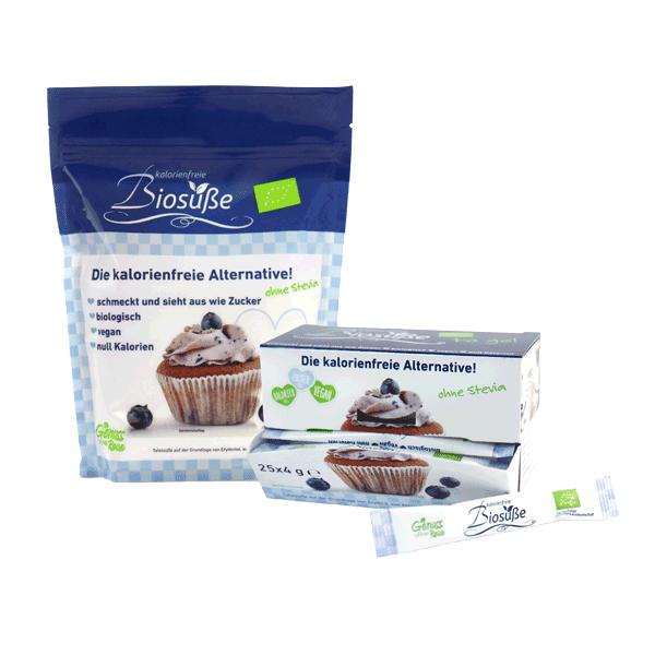 Bio Zuckerersatz Bioüße